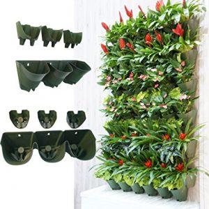 Worth Self Watering Vertical Garden Planter